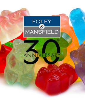 Foley & Mansfield 30th Anniversary