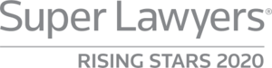 Super Lawyers Rising Stars 2020